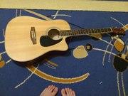 Подам гитару дешево ! Apollo W