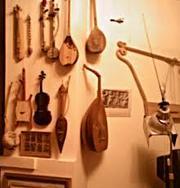 Казахские национальные музыкальные инструменты