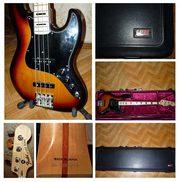 Продам Fender Geddy Lee Jazz Bass