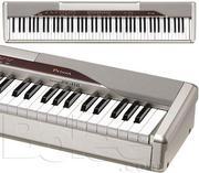 Цифровое пианино Casio Privia PX-110 привезено из Франции