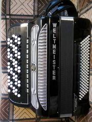 Кнопочный аккордеон (баян) Weltmeister Supita