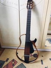 Продам акустическую гитару YAMAHA SLG-200N